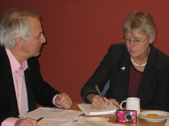 Att diskutera behoven och tillsammans komma fram till vad som bäst behövs är en viktig grund.