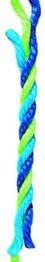 Stierwalt grimma - Stierwalt grimma. Blå/Ljusblå/Lime