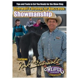 Showmanship köttdjur DVD -