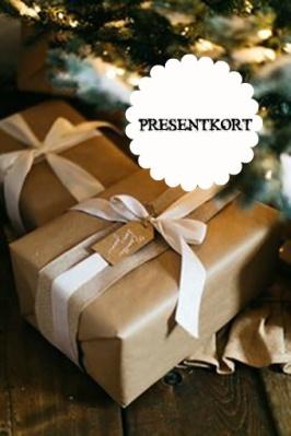 Mjuka julklappar med presentkort från Lögnäs Gård - Laholm