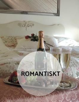 Spa & Romantik på Lögnäs Gård utanför Laholm i södra Hallad