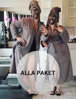 Alla paket Hotell & SPA Lögnäs Gård Laholm, södra Halland