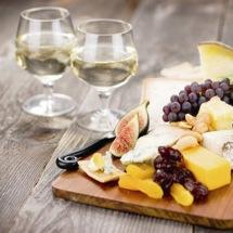 Provning mat vin