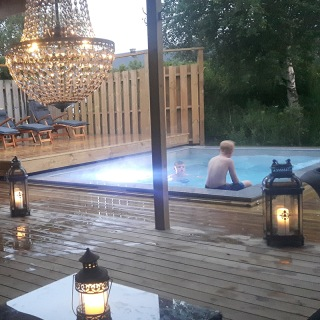 Sommarlov sommarpaket på Hotell & SPA Lögnäs Gård Lahom, Halland