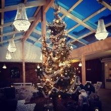 Halländskt julbord 2017 på Lögnäs Gård utanför Laholm & Båstad i södra Halland