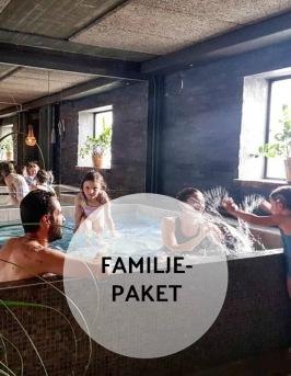 Familjepaket på Hotell & SPA Lögnäs Gård mellan Laholm & Båstad i södra Halland
