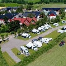 Ställplatser och paket för husbilar & husvagnar