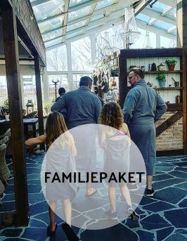 Familjepaket i sommar på Hotell & SPA Lögnäs Gård södra Halland