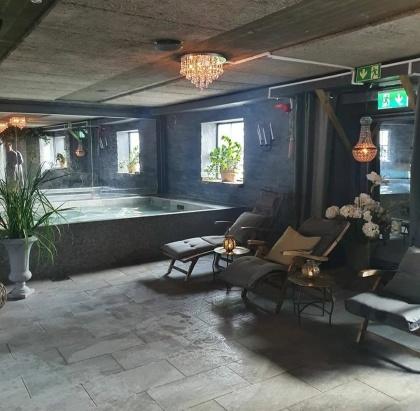 SöndagsMys Hotell & Spa Lögnäs Gård Laholm, Halland