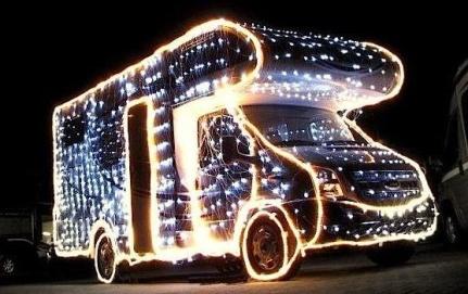 Husbils- & Husvagnspaket med Nyårssupé & Dopp i Spa´t >