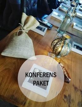 Konferenspaket på Hotell & SPA Lögnäs Gård utanför Laholm i södra Halland