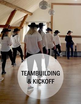 Teambuilding & Kickoff på Hotell & SPA Lögnäs Gård utanför Laholm i södra Halland