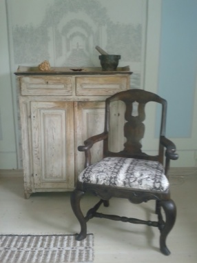 "Interior from the antique shop. See more pictures on next page ""Bilder/Pictures""!"