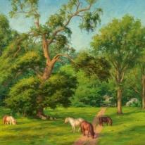 50x70cm. oil on canvas, 2015