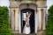 Bröllopsparet med gäster har tillgång till hela slottsområdet.