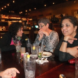 TEXAS Conversation- FEST 2013, Sue Levin, Sahlia Bava and more