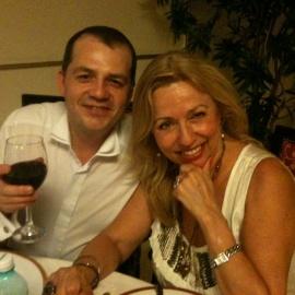 Ovidiu and me, Romania 2014