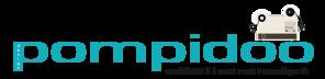 pompidoo logotype