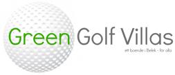 green golf villas logotype