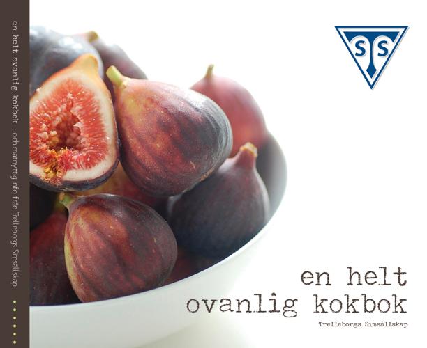 en helt ovanlig kokbok- har gjorts i flera olika upplagor som kan ses på hemsidan www.kokboksexperten.se