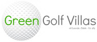 green golf villas logotype
