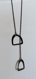 Halsband SD design - Halsband svart