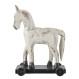 Troja häst på hjul