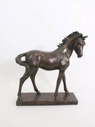 Häststatyett Joy -
