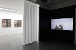 Installationsbild. LIGHT TRICKS. Lisa Strömbeck