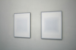Per Kesselmar. PALE SCREEN I & II