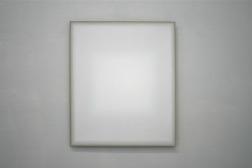 Shine 3. 43 x 50 cm. olja på mässing