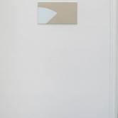 C Jönsson: Blå målning 6
