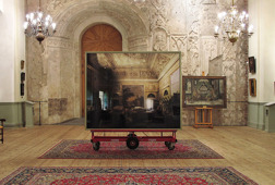 Installationview: Grand #1, Uppsala Castle, 2012