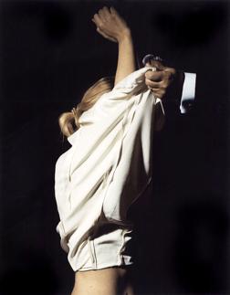 "Original work: Annèe Olofsson, ""Unfamiliar"", 2001, C-print, Series of 5, Edition 2, 140x105cm (sold out)"