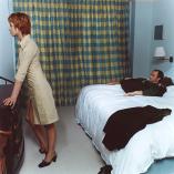 spineless-bedroom, C-print, 36x36 cm