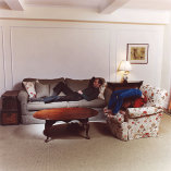 spineless-livingroom1, C-print, 36x36 cm