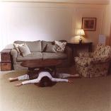 spineless-livingroom21, C-print, 36x36 cm