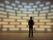 Light Plan, lysrör, åtta nyanser, Kristianstad konsthall