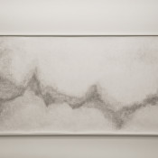 Eva Beierheimer, drawing, 893357 rectangles, 235 x 120 cm