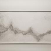 Eva Beierheimer, drawing, 893357 rectangles, 235 x 120 cm