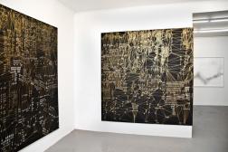 Eva Beierheimer. Installationsbild.