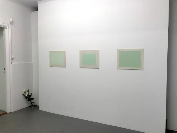 Winter Studio. 11 januari - 17 februari 2018. Monica Höll,  Charlotte Jönsson, Per Kesselmar och Lone Larsen