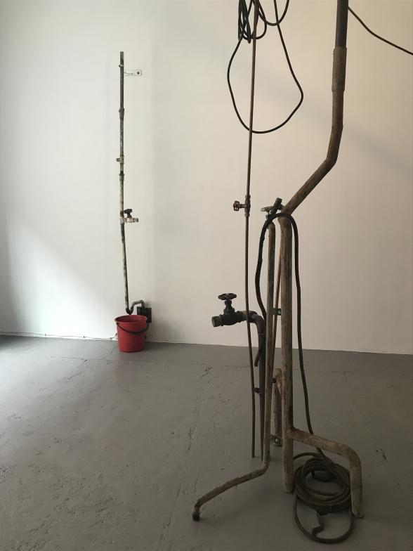 Andreas Hammars utställning Mene Tekel