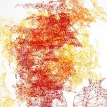 00140 Composition Orange #19 7598
