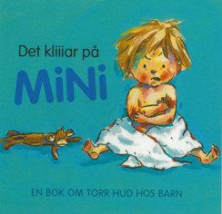 Det kliar på Mini, en bok om torr hud hos barn