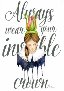 41. Invisible crown