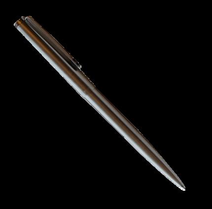 Detekterbar penna rostfri
