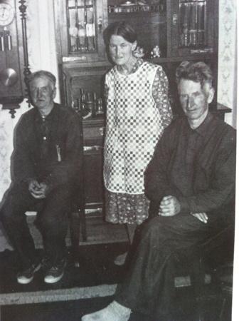 Syskonen Gustav Adolf, Anna Teresia, Lars Oskar