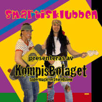 "CD ""Smartisklubben"""