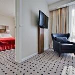 Radisson Blu Scandinavia hotel Copenhagen guest room
